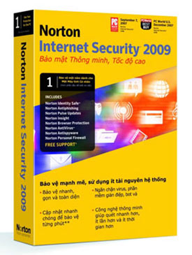 Norton Internet Security 2009 tr nn gn nh v nhanh hn